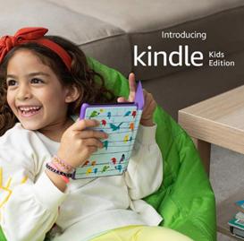 儿童版kindle有何亮点 只为阅读而设计