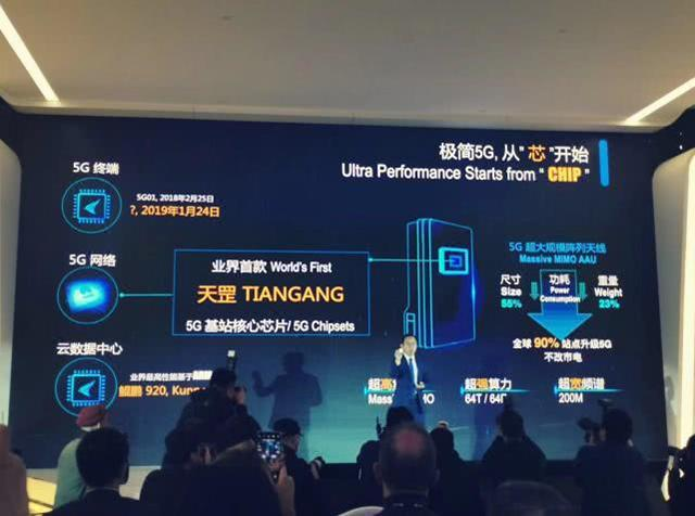 明明已经发布了全球首款5G芯片  为什么任正非还说华为5G发展缓慢呢