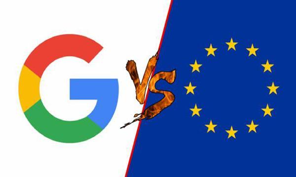 谷歌三年被罚80亿欧元 谷歌到底犯了什么事