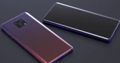 华为Mate30 Pro真机首曝  6.7英寸2K屏和麒麟985外加5G