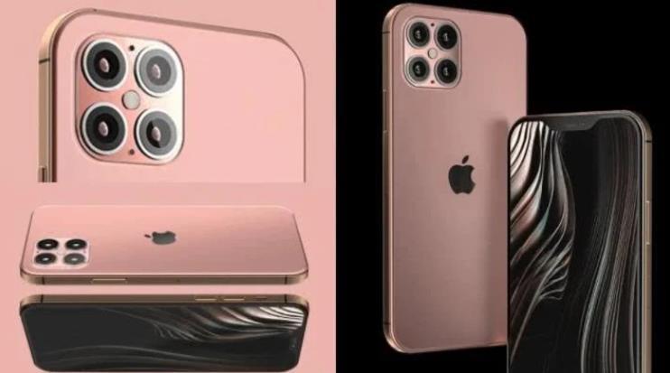 iPhone 12 Pro Max曝光:120Hz高刷屏、7.4mm機身+4400mAh