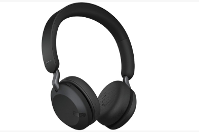 捷波朗Elite 45h耳机外观如何设计 捷波朗Elite 45h耳机上的按钮有什么作用