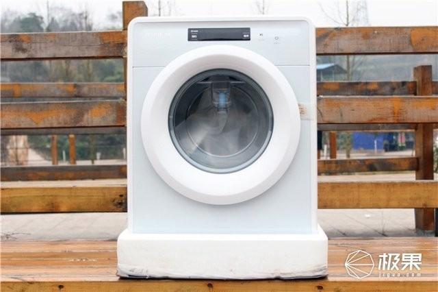 米家小吉智能迷你洗衣机评测:人机交互+高温洗煮
