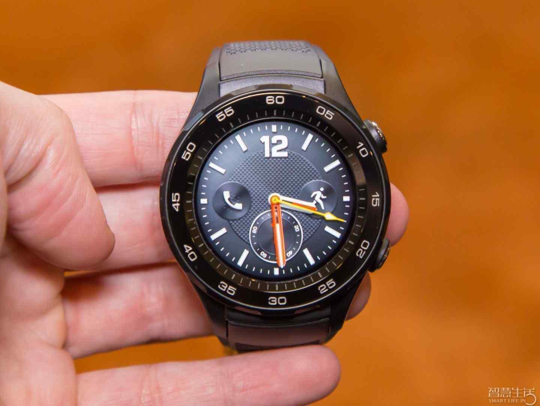 華為手表Huawei Watch 2上手體驗