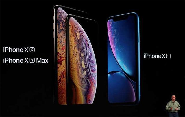 苹果iphone xs 和iphone xs max的六大改变