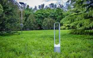 戴森dyson空氣凈化扇評測 電扇+凈化雙享受