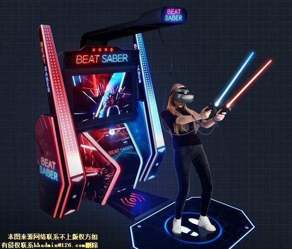 VR现象级游戏《Beat Saber》将推出线下版 VR街机!
