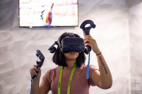 HTC将推2款革命性VR设备 大幅度改?#26420;没?#20307;验