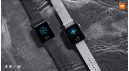 小米手表要来了 能够插电话卡的手表你期待吗