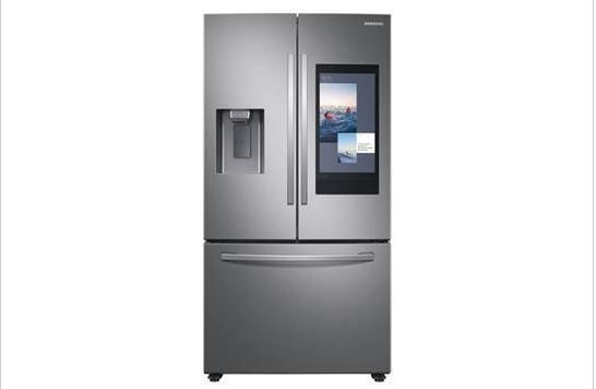 LG带来22吋可视化智能冰箱 是在模仿三星吗