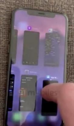 ios14要來了 提前在iPhone11上運行看上去和iPad的效果很像