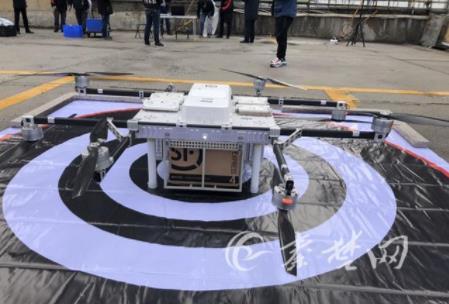 無人機送快遞已成現實 順豐開始投放無人機空運防疫物資