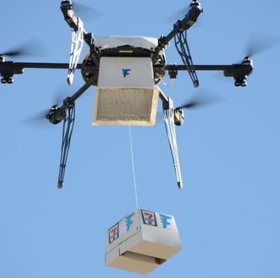 無人機快遞怎么收貨 無人機快遞的首發流程是什么