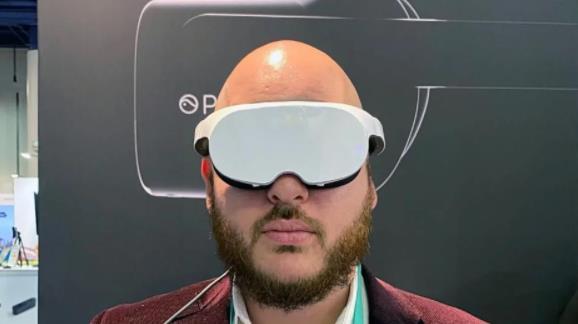 疫情導致不能出門 VR視頻會議或可成為遠程辦公主力軍