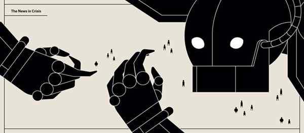 如果写作机器人比记者更会写 为什么要排斥它?