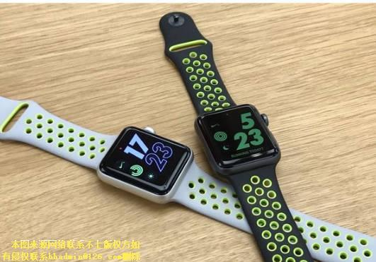 apple watch nike 表带